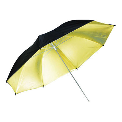 Savage Umbrella 91.4cm Black/Gold