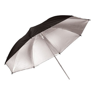 Savage Umbrella 109cm Silver/Black