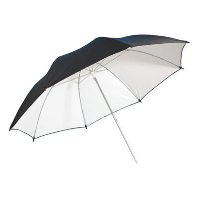 Savage Umbrella 101.6cm Black/White