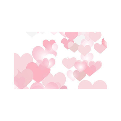 Savage Printed Achtergrondrol Love Burst 1.35m x 5.50m