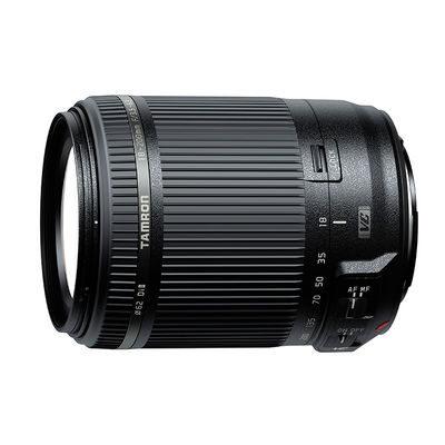Tamron 18-200mm f/3.5-6.3 Di II VC Nikon objectief