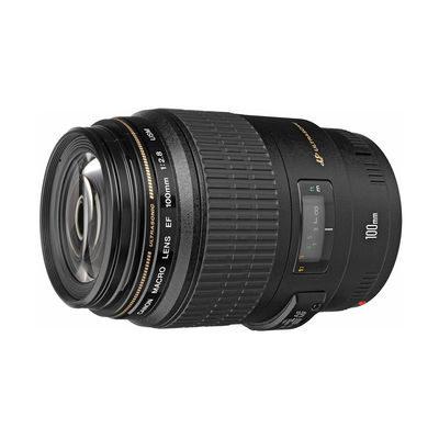 Canon EF 100mm f/2.8 Macro USM objectief - Occasion