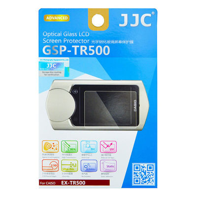 JJC GSP-TR500 Optical Glass Protector voor Casio EX-TR500
