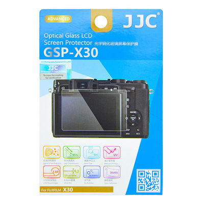 JJC GSP-X30 Optical Glass Protector voor Fujifilm FinePix X30