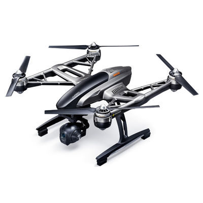 Yuneec Q500 4K Typhoon Black Edition drone incl. CGO SteadyGrip