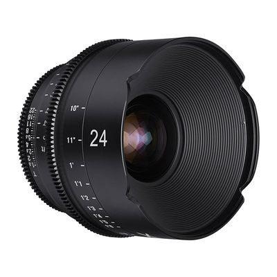 Xeen 24mm T1.5 Nikon F objectief