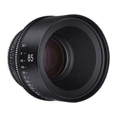Xeen 85mm T1.5 Sony E objectief