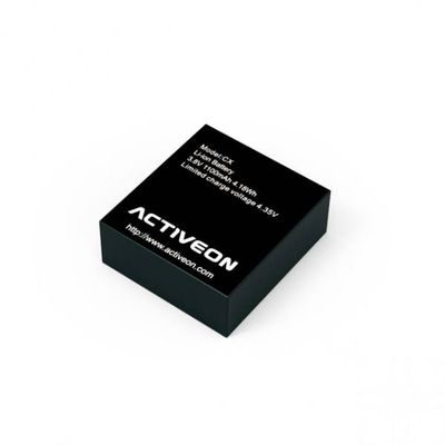 Activeon Rechargeable Battery CX