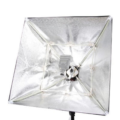 Falcon Eyes Opvouwbare Softbox FASB-5050 50x50 cm voor Camera Flitser