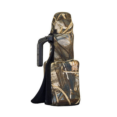 TravelCoat voor Nikon 500 VR FL w/hood - Realtree Advantage