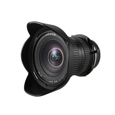Laowa 15mm f/4.0 Wide Angle 1:1 Macro Canon EF-mount objectief