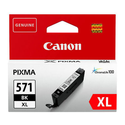 Canon Inktpatroon CLI-571XL - Black
