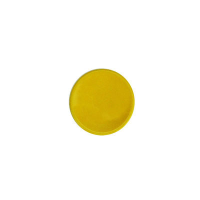 JJC Soft Release Button 11mm Geel