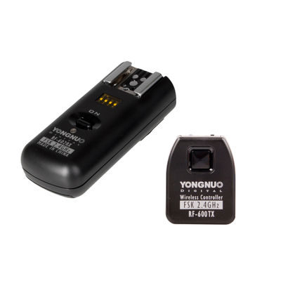 Yongnuo RF-602/C E3 Wireless Flash Trigger Set voor Canon