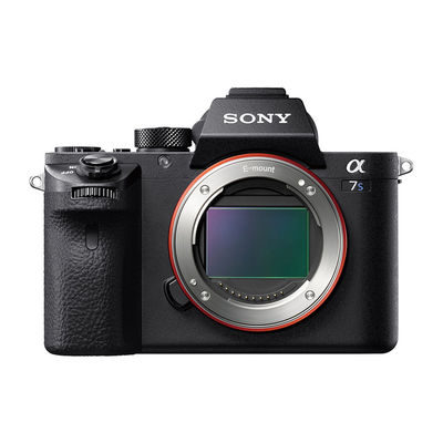 Sony Alpha A7 S II systeemcamera Body