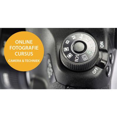 Online Fotografiecursus Basis