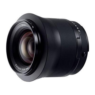 Carl Zeiss ZF.2 Milvus 35mm f/2.0 objectief Nikon
