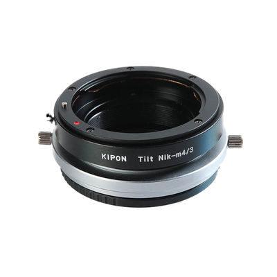 Kipon Tilt Adapter (Nikon naar Micro 4/3)