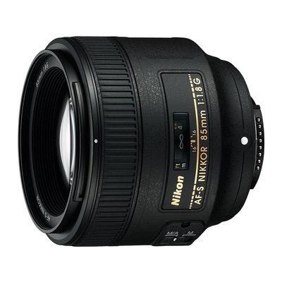 Nikon  AF-S 85mm f/1.8G objectief