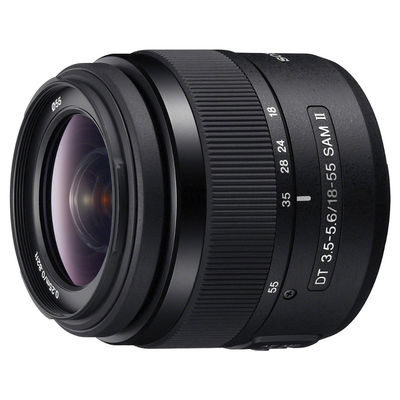 Sony 18-55mm f/3.5-5.6 SAM II objectief (Updated version)