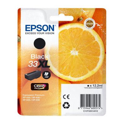 Epson Inktpatroon 33XL - Black