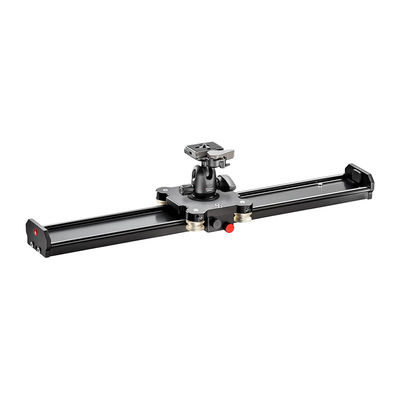 Manfrotto Slider 60 + BallHead 494RC2