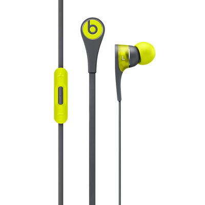 Beats Tour 2 Active Collection Yellow In-Ear koptelefoon