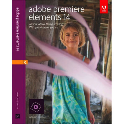 Adobe Premiere Elements 14 UK Mac / Windows