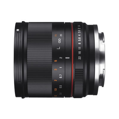Samyang 21mm f/1.4 ED AS UMC CS Sony E objectief