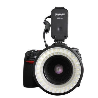 Yongnuo MR-58 Macro Pro LED Video Light