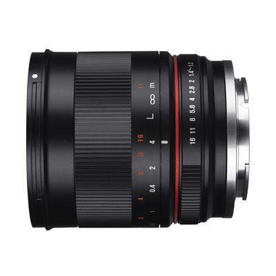 Samyang 50mm f/1.2 AS UMC CS Canon M objectief