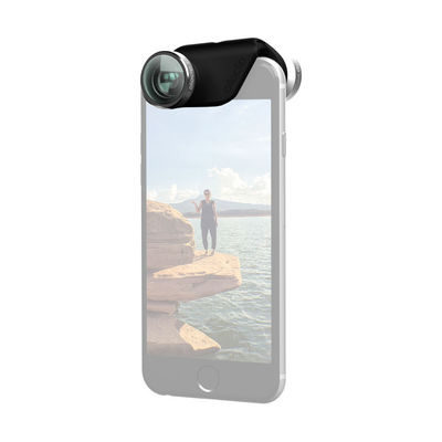 Olloclip 4-in-1 Lens System voor Apple iPhone 6/6 Plus Silver/Black
