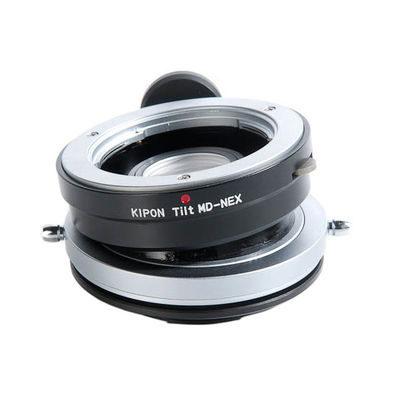 Kipon Tilt Adapter (Minolta MD naar Sony NEX)