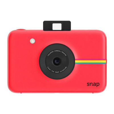Polaroid Snap instant camera Rood