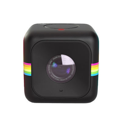 Polaroid Cube+ Camera Zwart