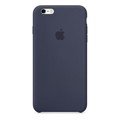 Apple iPhone 6s Plus Silicone Case Midnight Blue