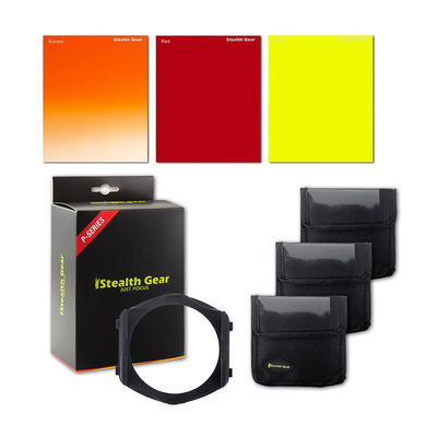 Stealth-Gear Color Square Filter kit