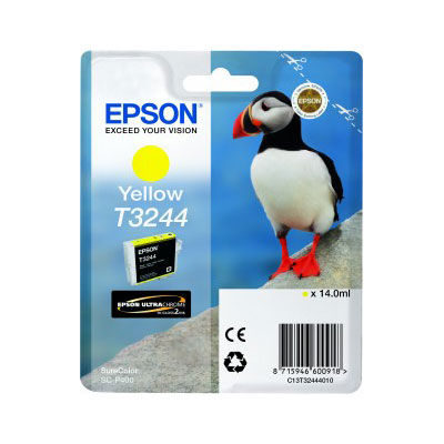 Epson Inktpatroon T3244 Yellow