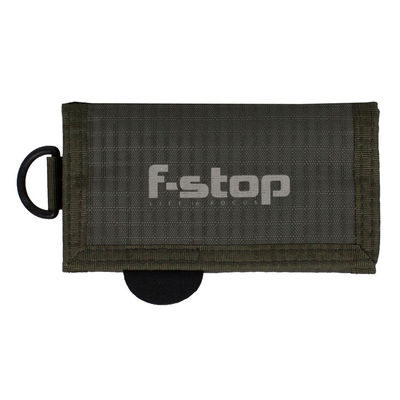 F-Stop Flash Card Wallet Foliage Green