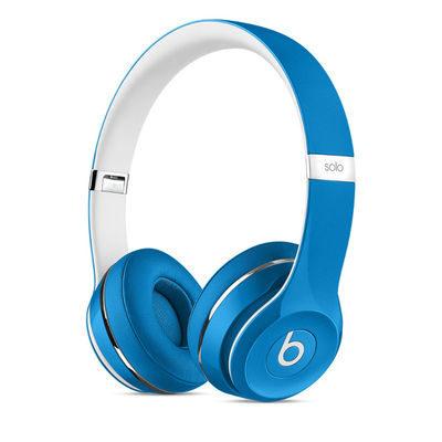 Beats Solo 2.0 Blue Luxe Edition On-Ear koptelefoon