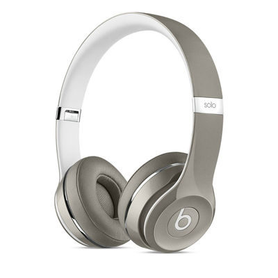 Beats Solo 2.0 Silver Luxe Edition On-Ear koptelefoon