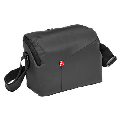 Manfrotto NX Shoulder Bag DSLR Grijs