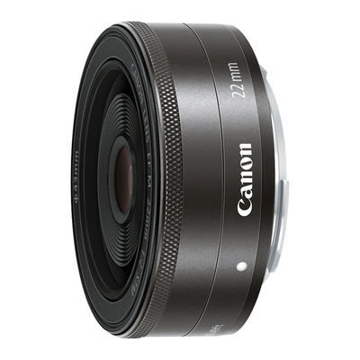 Canon EF-M 22mm f/2.0 STM objectief