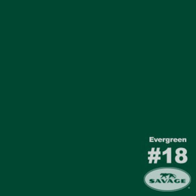 Savage Achtergrondrol EverGreen (nr 18) 1.38m x 11m