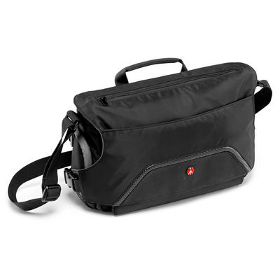 Manfrotto Pixi Messenger Zwart