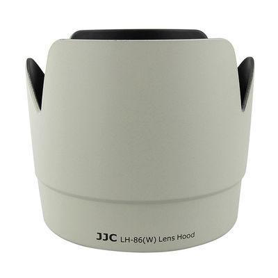 JJC ET-86 Canon zonnekap Wit
