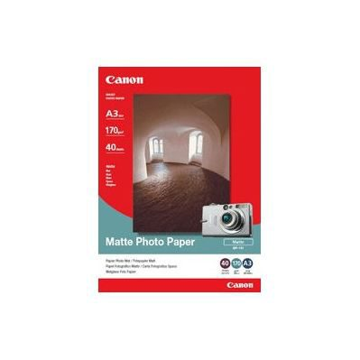 Canon MP-101 Matte Photo Paper A3 40 sheets