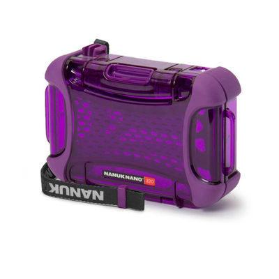 Nanuk Nano Protective Case 320 Violet