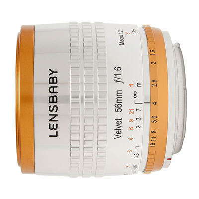Lensbaby Velvet 56 Canon objectief Limited Edition