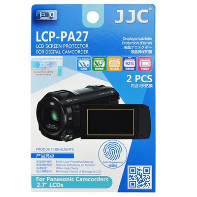 JJC LCP-PA27 Screenprotector